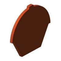 Начальная черепица конька Oktavijan