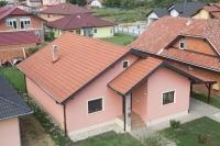 Фото крыши под Glinex Kontinental